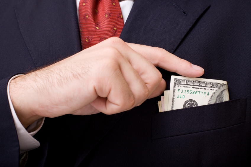 Executive Compensation: The IRS And Company CEOs