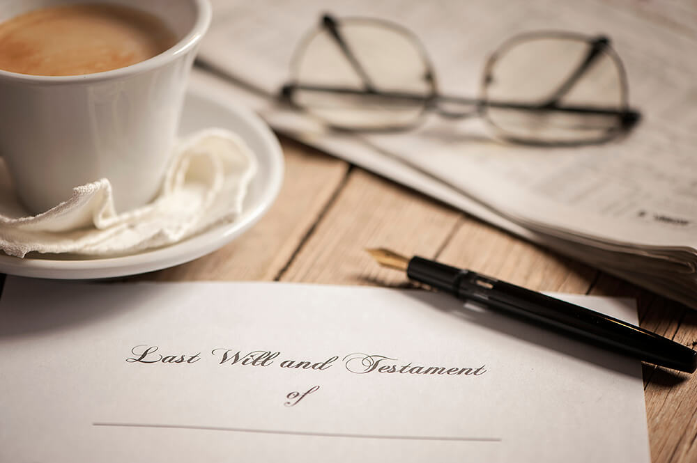 Preparing Your Will: What Is To Be Expected