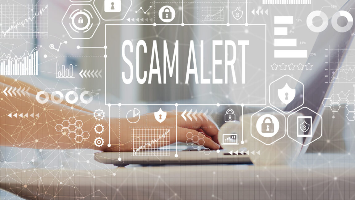Reminder: Protect Yourself From Scammers